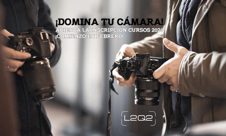 Comienzan los cursos de fotografía en L2Q2