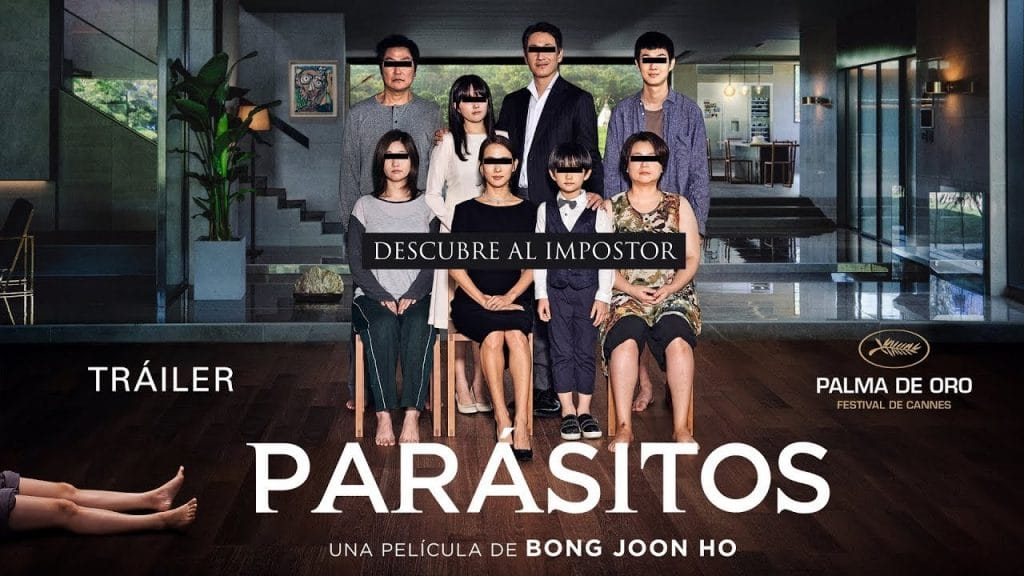 parasitos pelicula