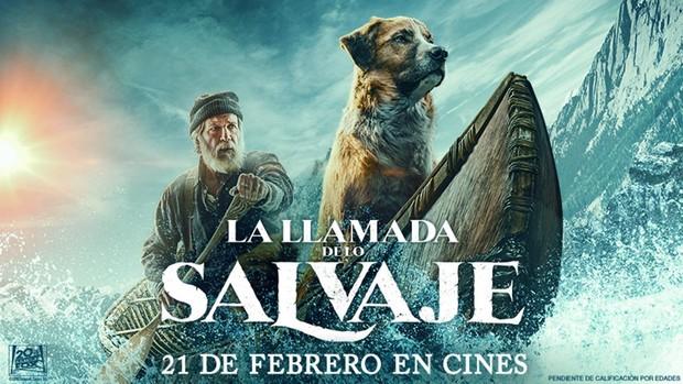 (15-mar) LA LLAMADA DE LO SALVAJE