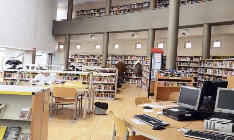 IU nos hace llegar una comunicación sobre la nueva biblioteca
