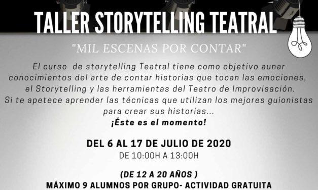 TALLER DE TEATRO GRATUITO CON SUSANA VERDÚ producciones