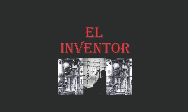 Un buen libro: «El inventor» de Antonio Sánchez Torres
