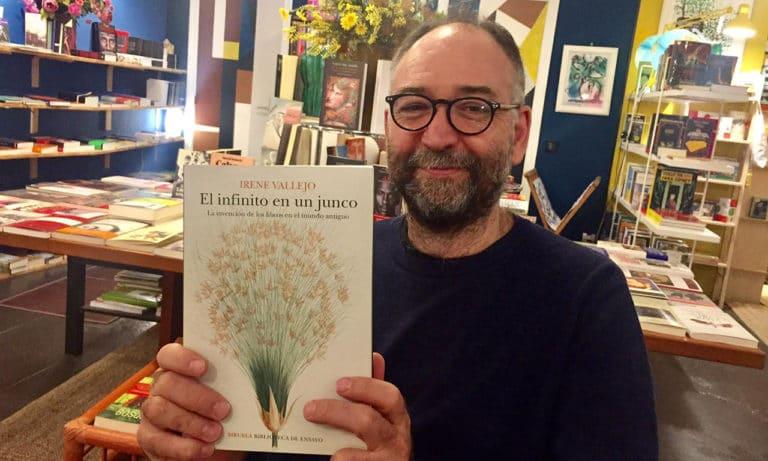 Libro de octubre: «El infinito en un junco»