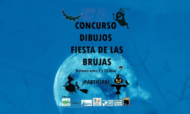 Ganadores del concurso «La Fiesta de las Brujas»