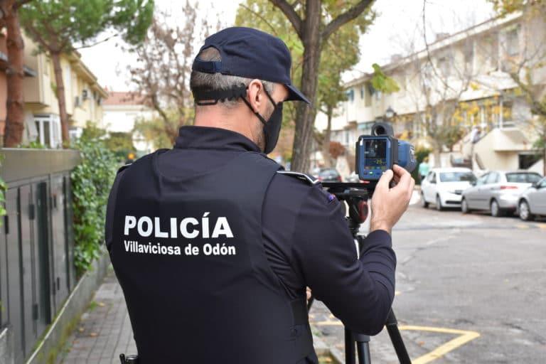 La Policía Municipal ya cuenta con radar móvil