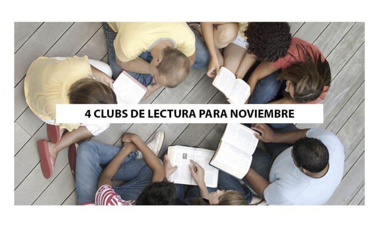 Y tú, ¿que Club de Lectura prefieres? Aquí tienes 4 Clubs en Villaviciosa