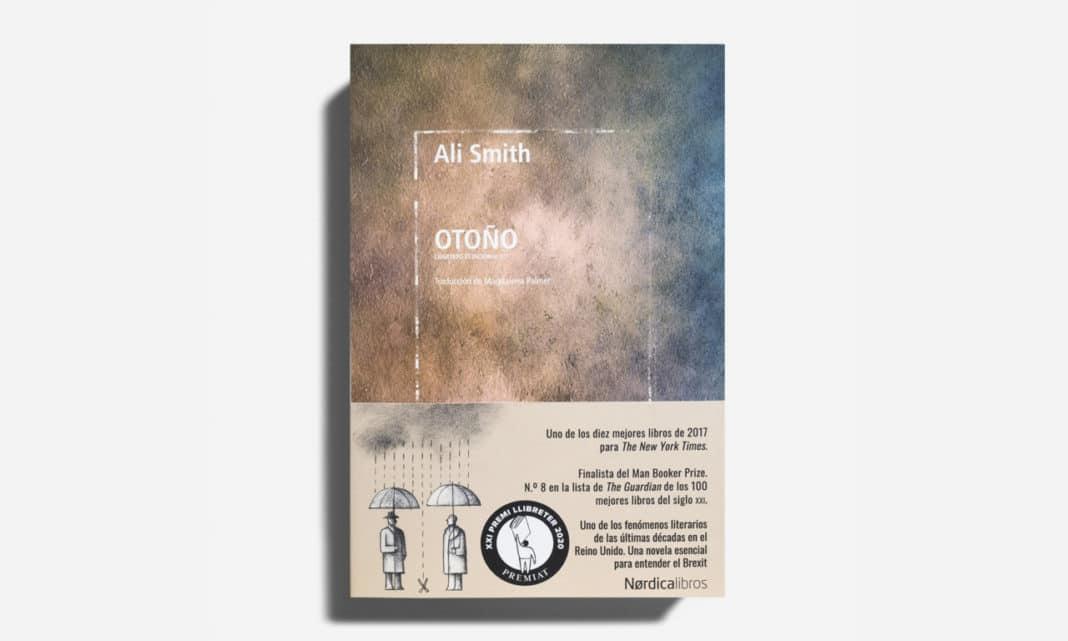 Otoño, de Ali Smith, recomendación del mes de Los libros salvajes
