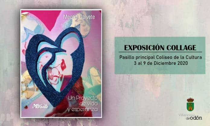 Nueva exposición de Mecha Calvete en Villaviciosa