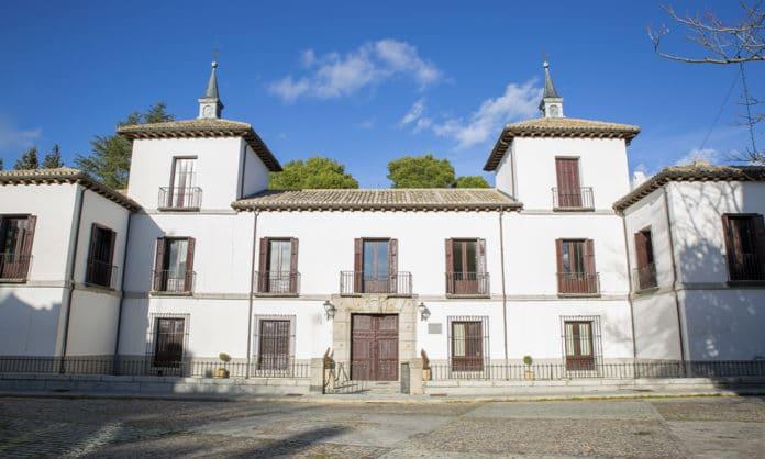 Llega la navidad al Palacio de Godoy en Villaviciosa