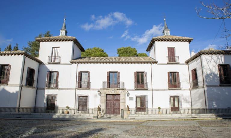 El Palacio de Godoy se viste de Navidad