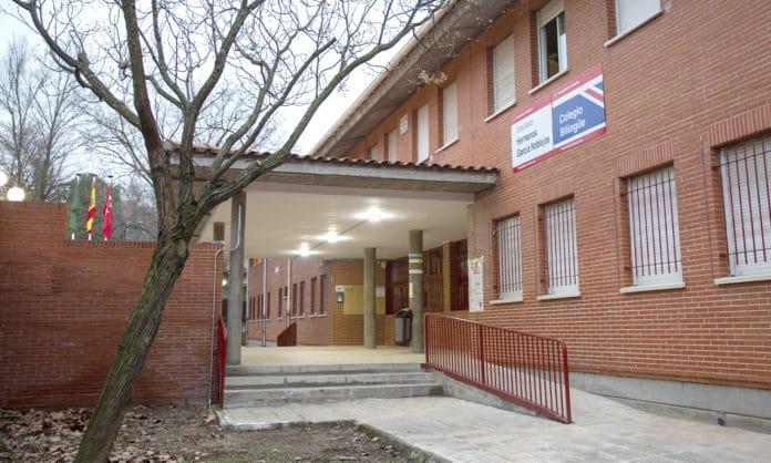 Primer eco-colegio público en Villaviciosa Hermanos García Noblejas