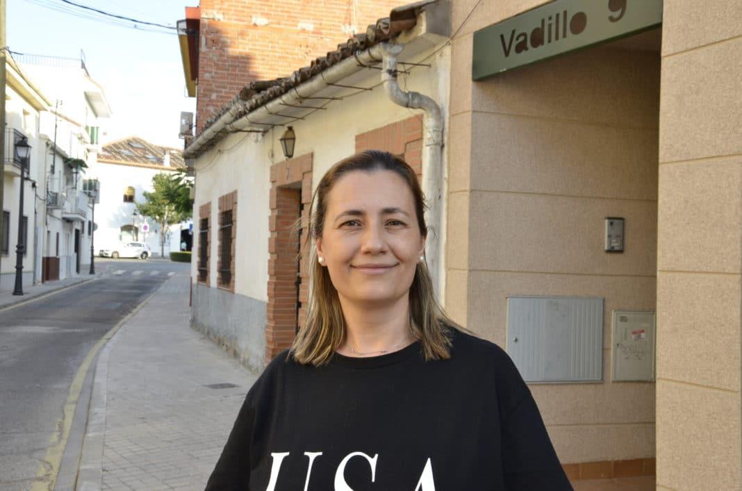 Entrevista sobre la Moción de Censura a Yolanda Estrada