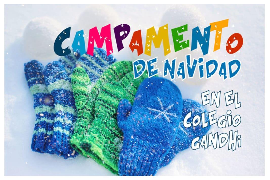 Campamento de navidad en Villaviciosa