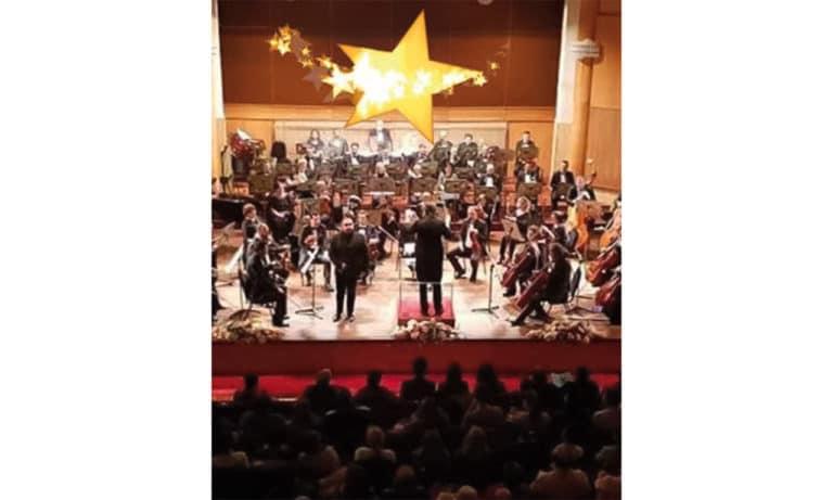 Concierto de Navidad, esta noche en el Coliseo