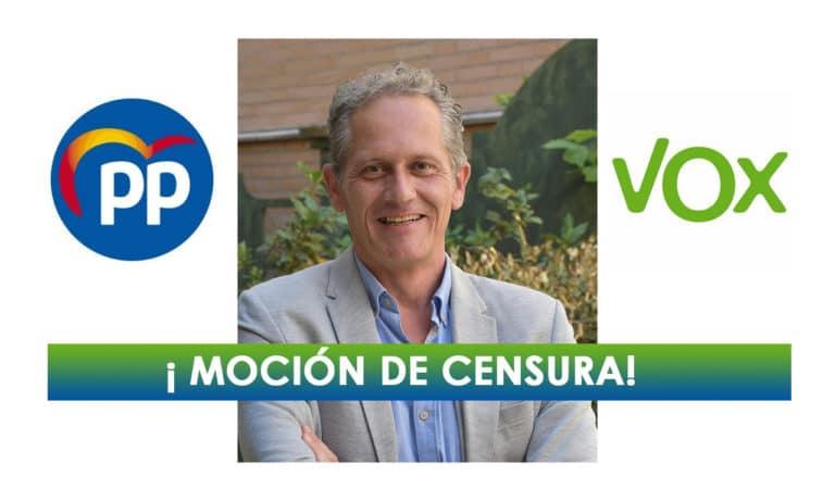 PP y VOX Villa presentan una moción de censura