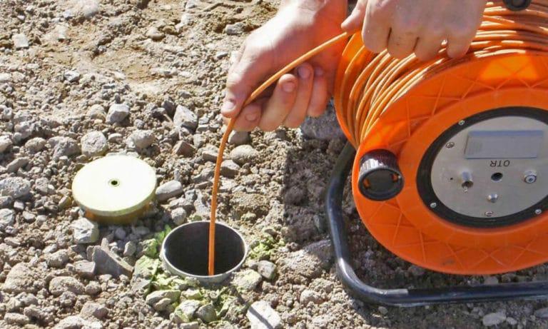 Se instalan pozos registrables para controlar las aguas subterráneas