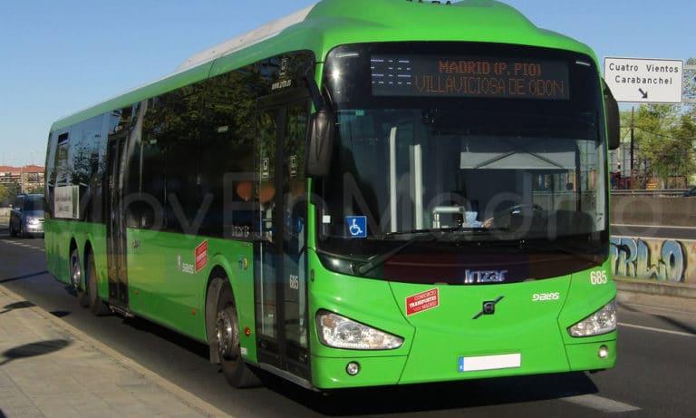 Se habilita una línea especial de autobuses lanzadera hasta Príncipe Pío