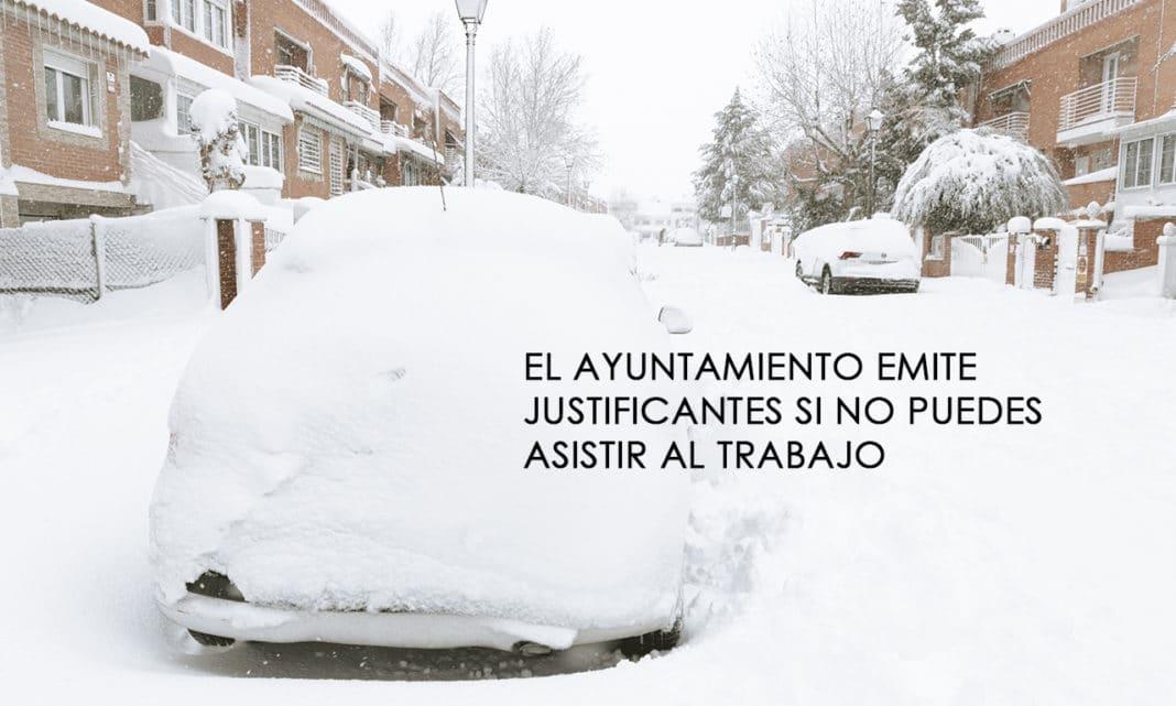 El Ayuntamiento emite justificantes en Villaviciosa si no se puede ir al trabajo