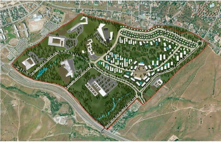 El proyecto de urbanización del ayuntamiento es «Ineficiente, insostenible y socialmente inútil»