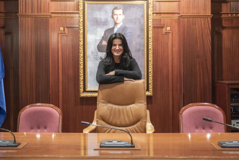 """María Ruiz: """"Jamás volvería a votar al Partido Popular"""""""