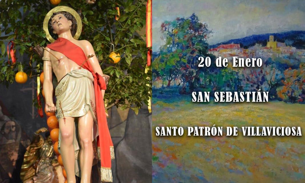 Festividad del Patrón de San Sebastián en Villaviciosa