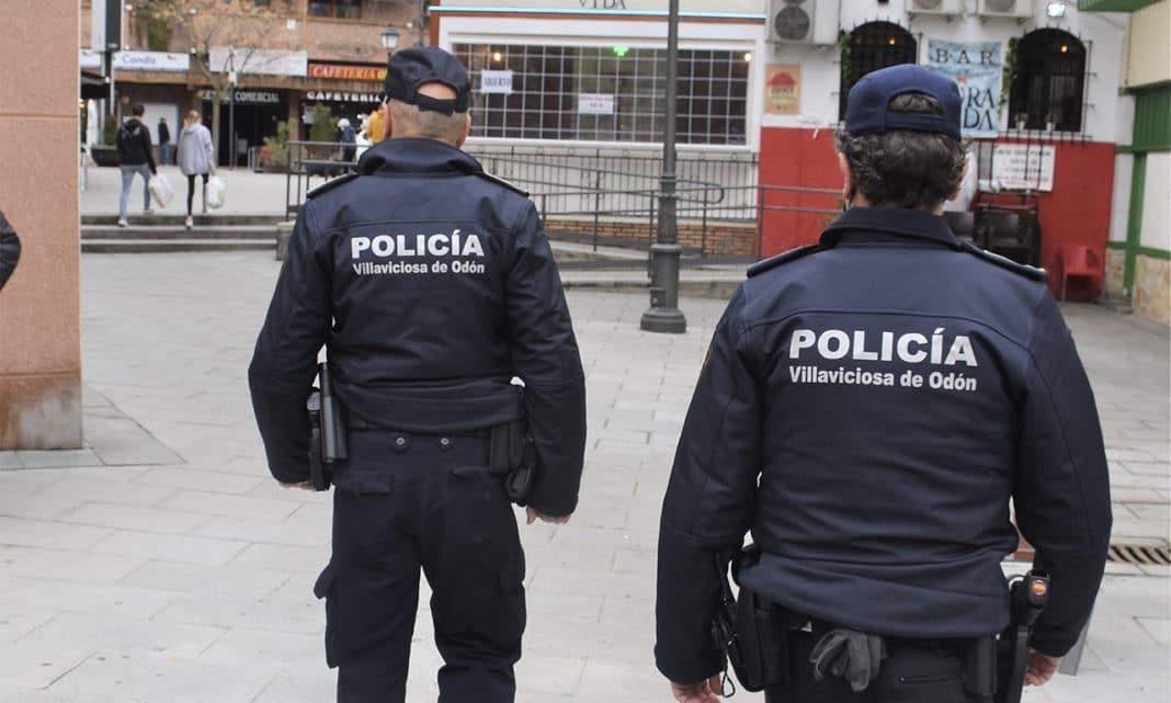 La Policía controla el cumplimiento de las medidas sanitarias