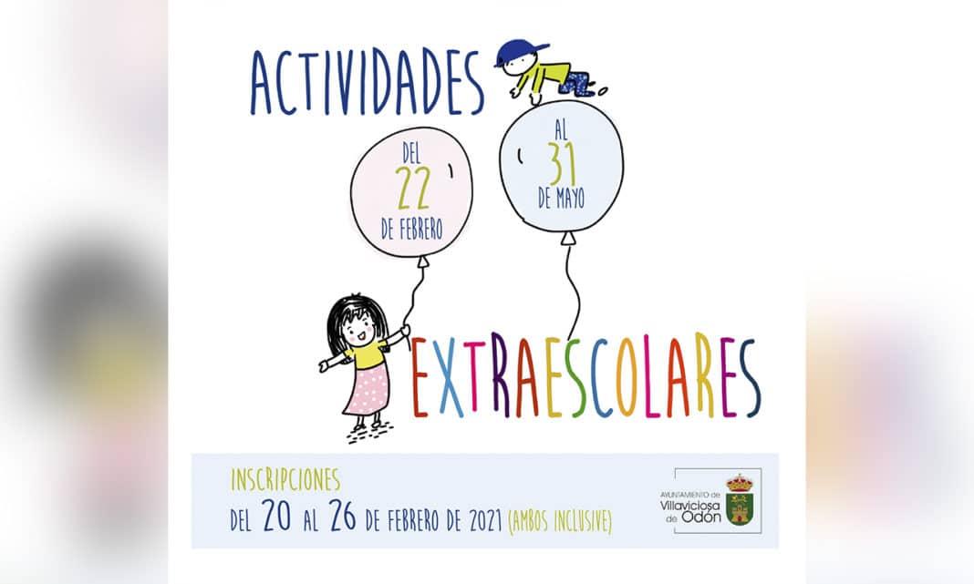 Extraescolares colegios públicos Villaviciosa