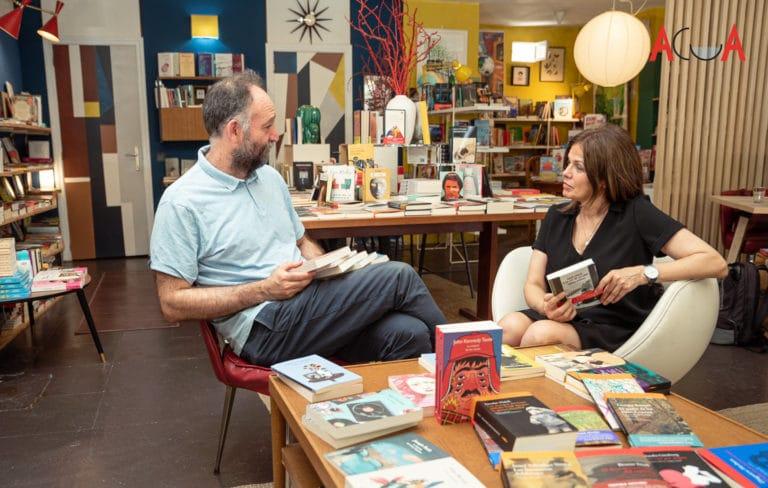 Los libros salvajes, una librería excepcional en Villaviciosa