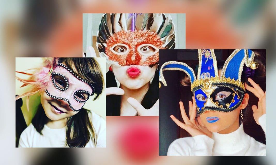 Concurso máscaras Susana Verdú