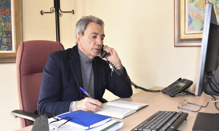 Entrevista a Miguel Lucero, concejal de Cultura