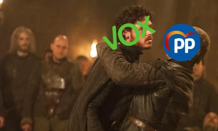PP contra vox Villaviciosa