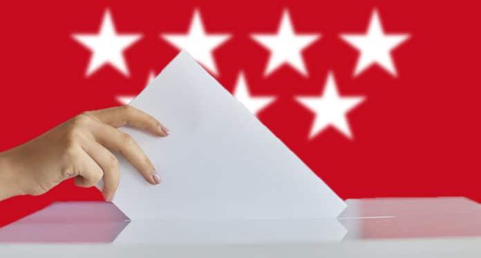 Elecciones autonómicas Madrid voto por correo