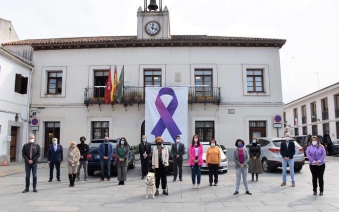 Acto 8M ayuntamiento Villaviciosa