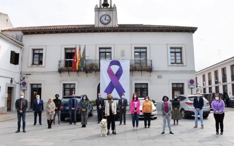 Acto institucional en el Día Internacional de la Mujer