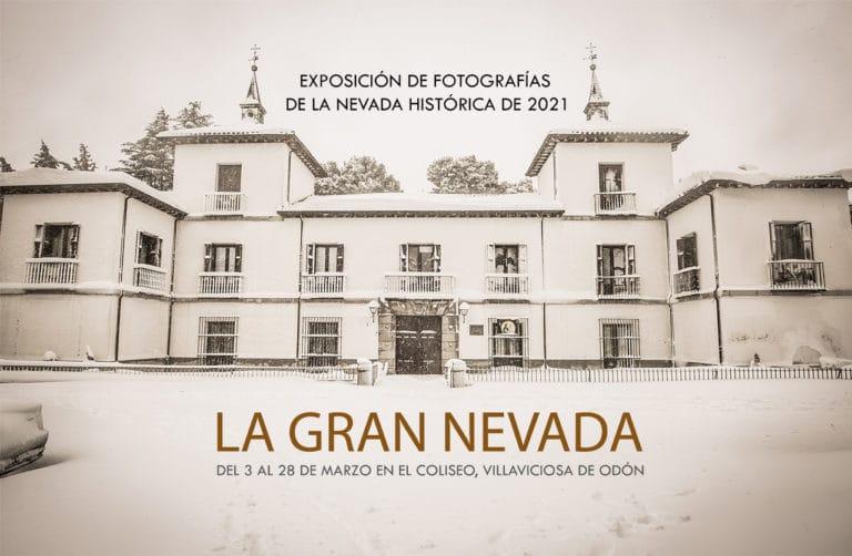 Exposición de fotografía «La Gran Nevada» de L2Q2