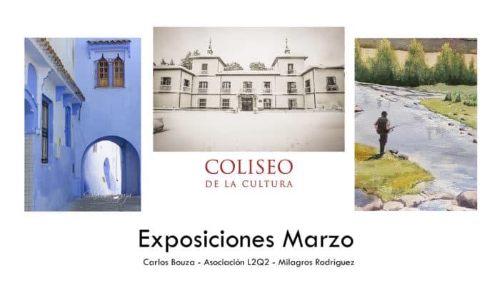 Exposiciones Coliseo Villaviciosa