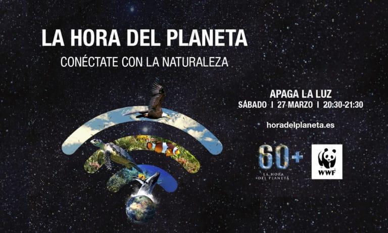 Villaviciosa renueva su compromiso con «La Hora del Planeta» para luchar contra el cambio climático