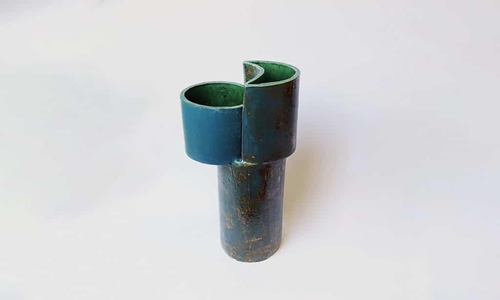 Exposición de cerámicas Lina