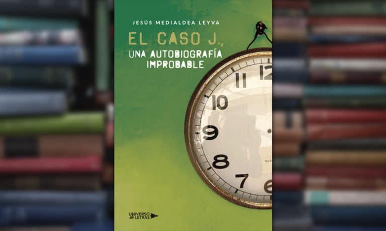 Jesús Medialdea presenta su libro «El caso J.»