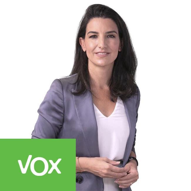 Programa electoral 2021 Vox