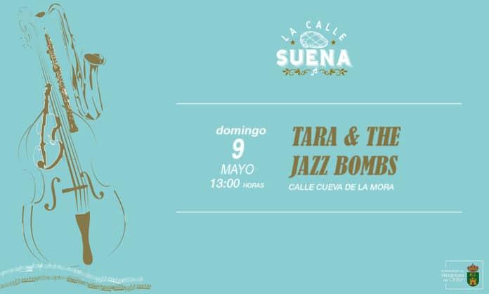 concierto tara & the jazz bombs Villaviciosa