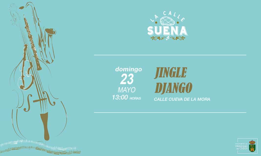 concierto Jingle django Villaviciosa