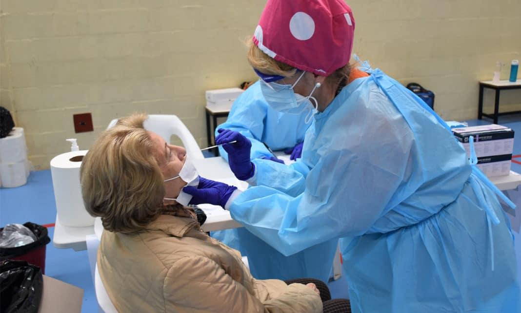 test de antígenos Villaviciosa de Odón
