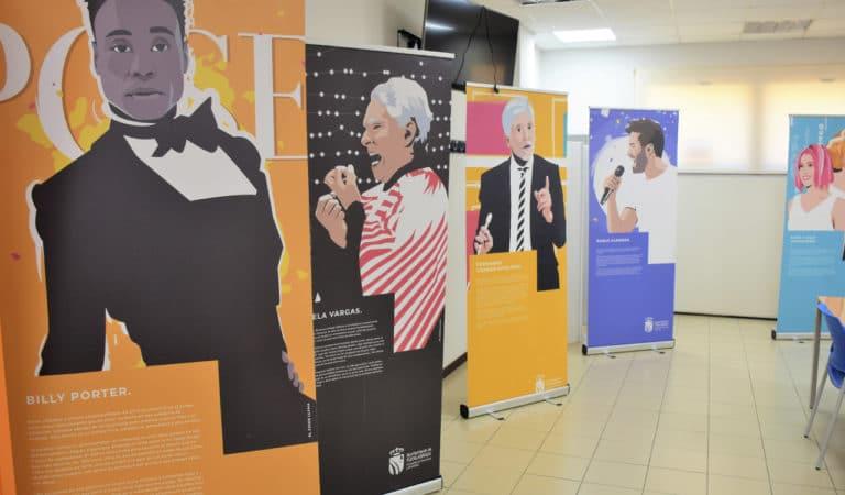Llega la exposición «Referentes LGTB Voices» en Villaviciosa