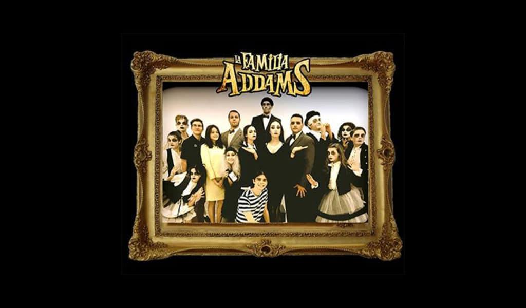 Espectáculo Familia Adams en el Coliseo