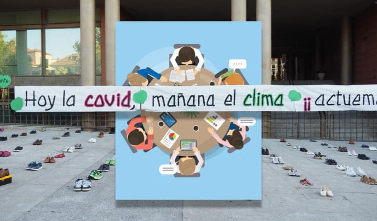 La Mesa x el Clima de Villaviciosa lucha contra el Cambio Climático