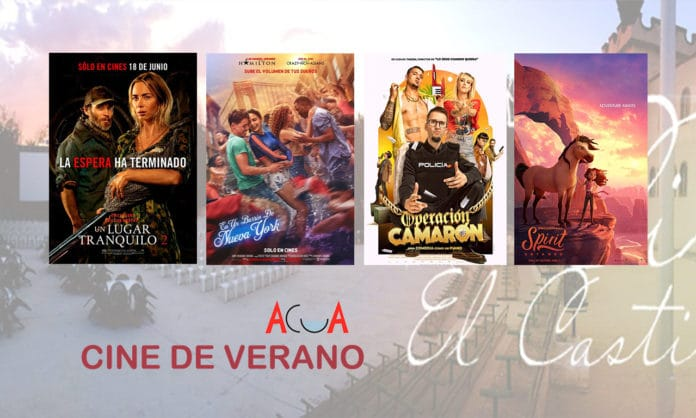 películas cine de verano