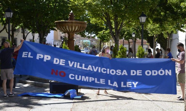 Esta es la carta para el Alcalde de Villaviciosa