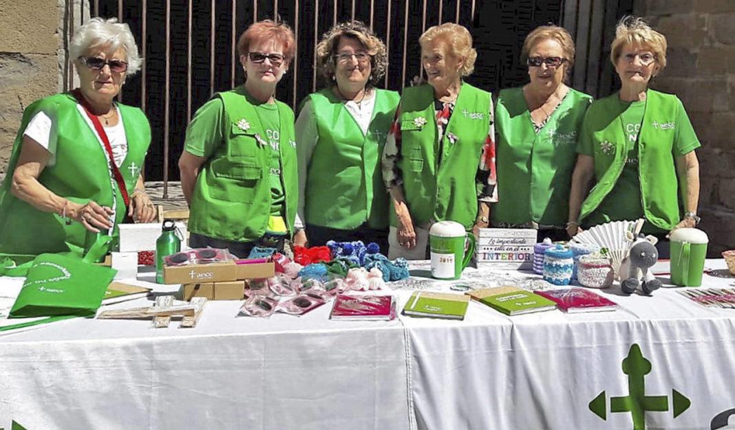 Mujeres AECC Villaviciosa