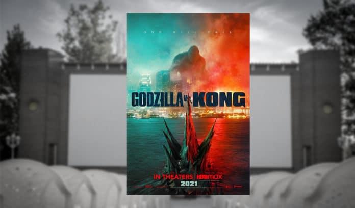cine de verano Godzilla vs Kong